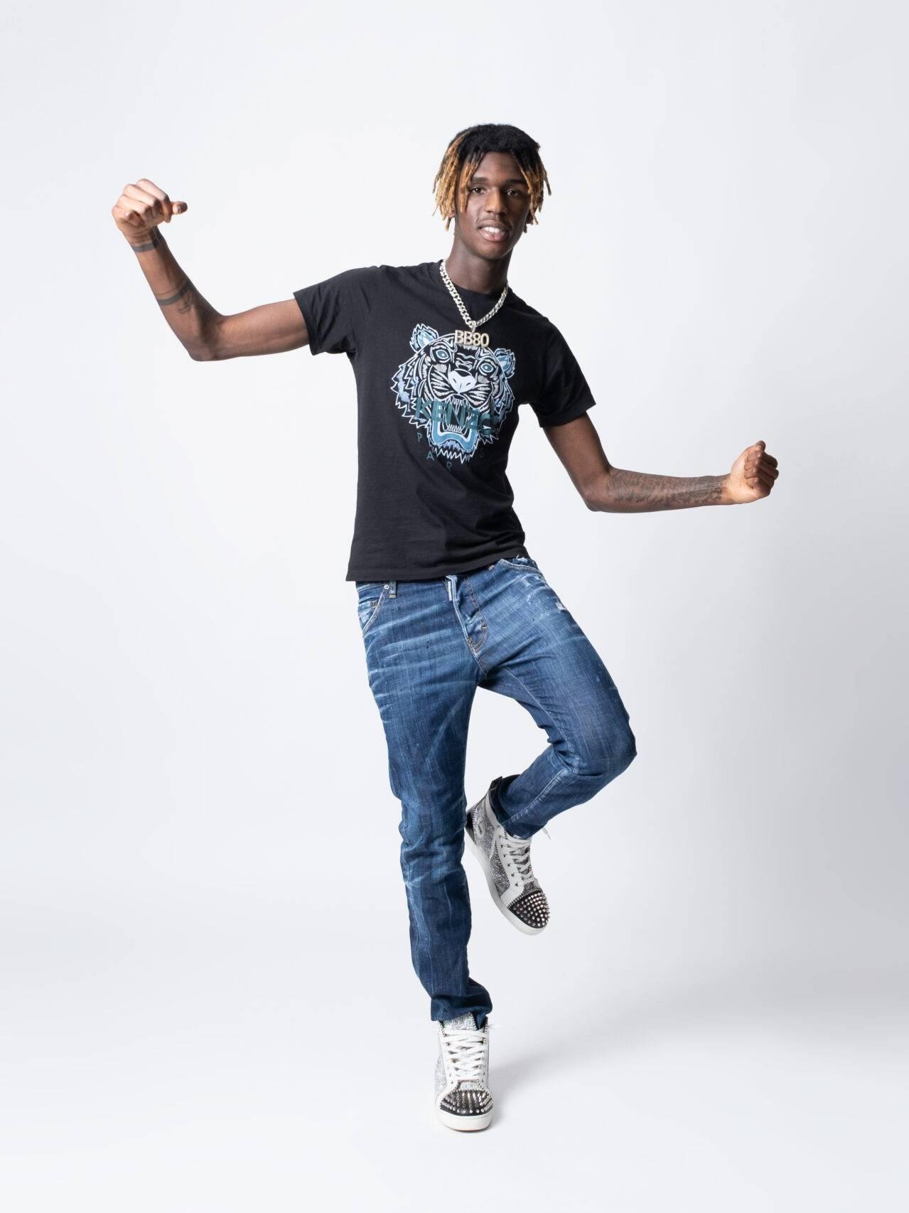 Pierre Dwomoh - Be A Legend